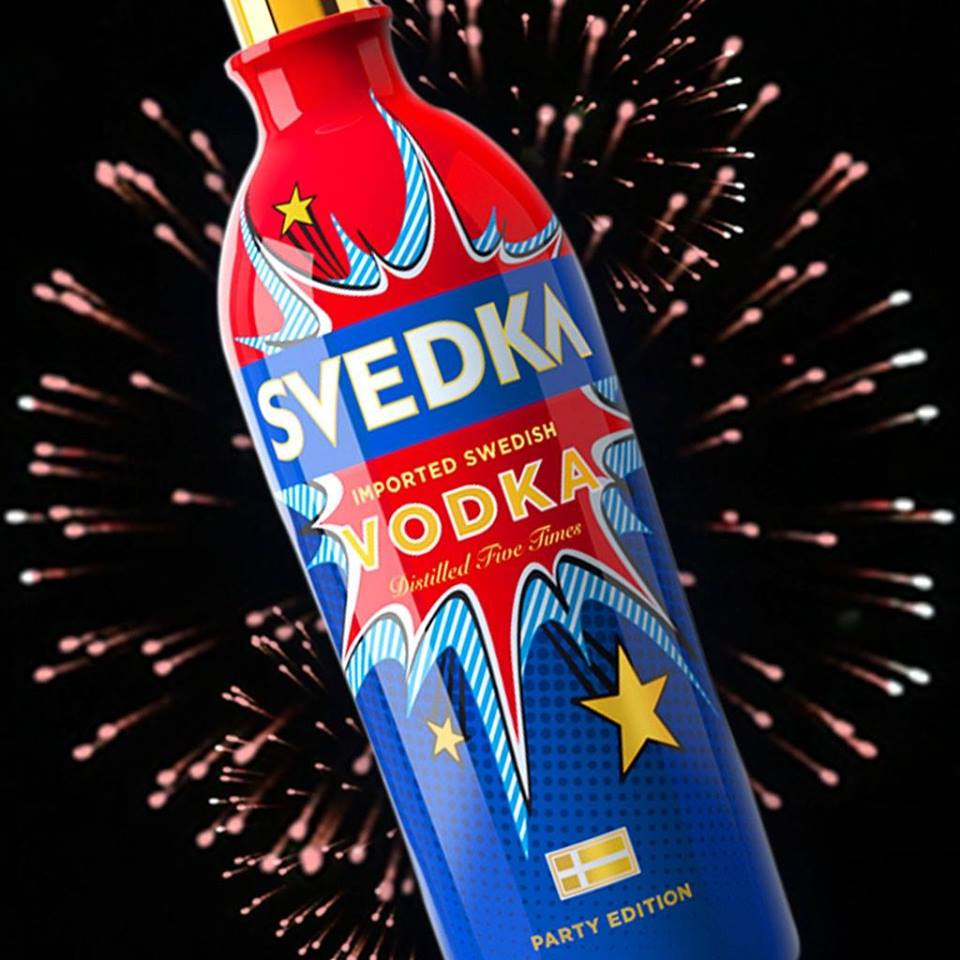Svedka Party Edition