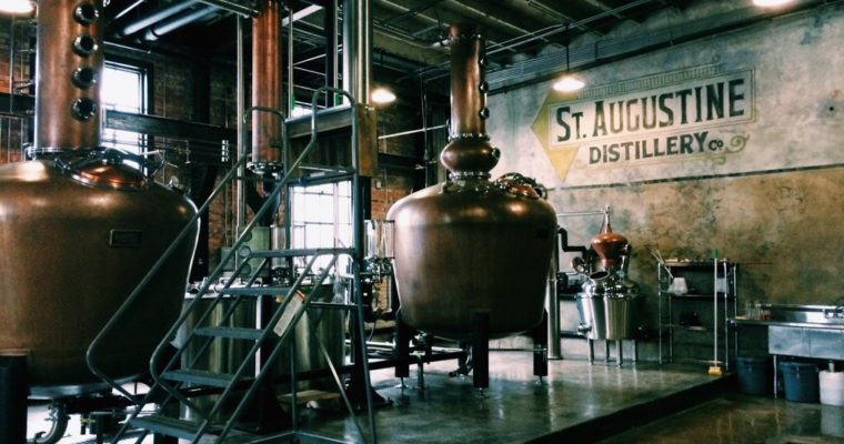 Reasons to Visit Florida: A Guide to Florida Craft Distilleries
