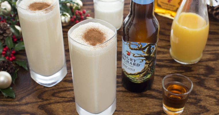 Bringing Holiday Cheer with Cider Cocktails