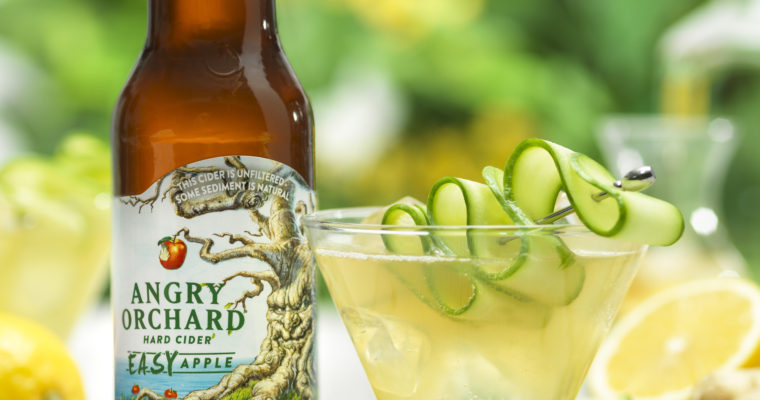 Earth Day with Angry Orchard Cider