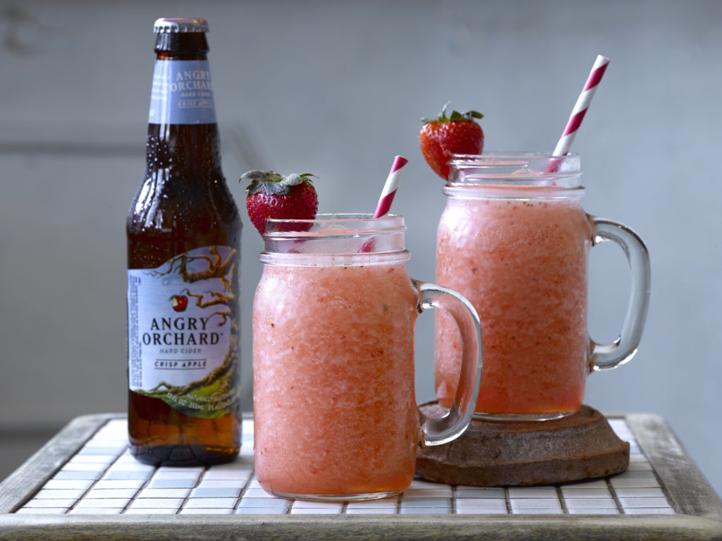 Hard Cider Slushy