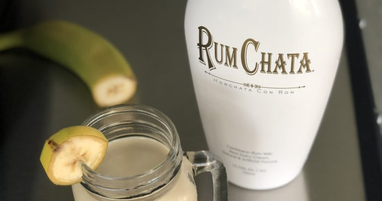 Banana Milk Coffee… With RumChata