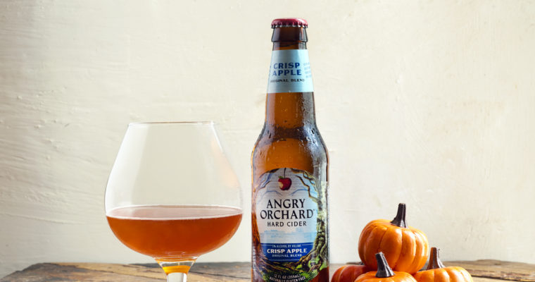 Apple Meets Pumpkin: The Spiced Orchard Cocktail