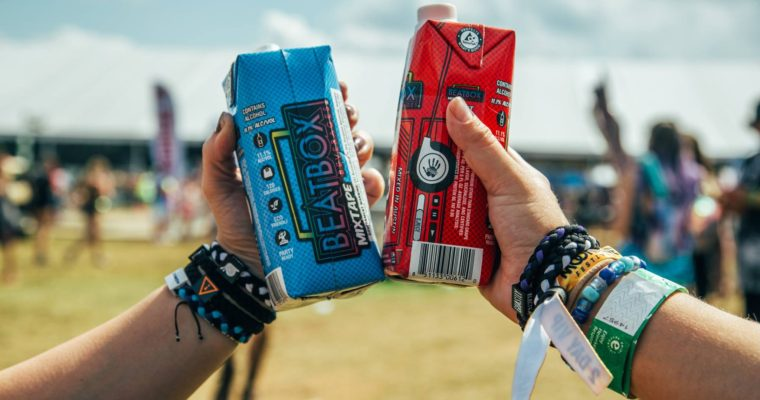A Party in a Bag: BeatBox Beverages Review