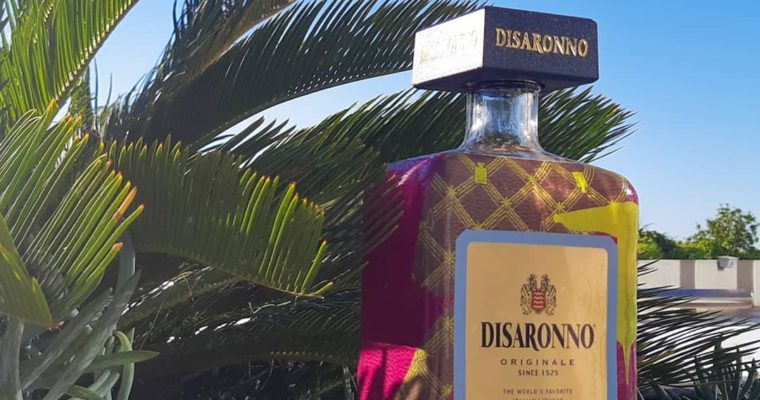 Disaronno Trussardi: Limited-Edition Bottle